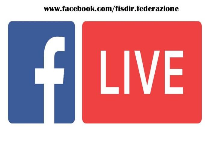 Raduno di nuoto e campionato di atletica indoor: LIVE sul canale Facebook