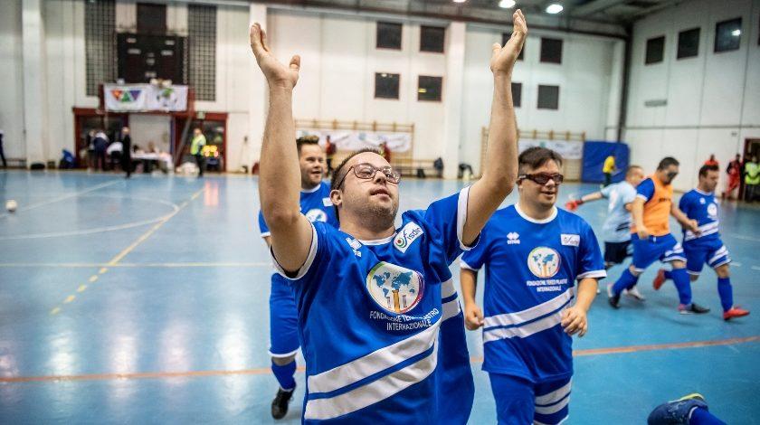 Europei FIFDS: Italia vice campione d'Europa