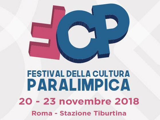 Festival della Cultura Paralimpica: alla stazione Tiburtina appuntamento dal 20 al 23 Novembre