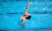 A Roma il raduno nel nuoto sincronizzato