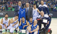 E' così che si vince: la nazionale di basket nel fine settimana a Forlì