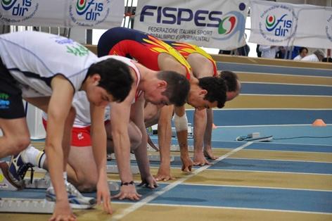 Ad Ancona l'atletica leggera indoor