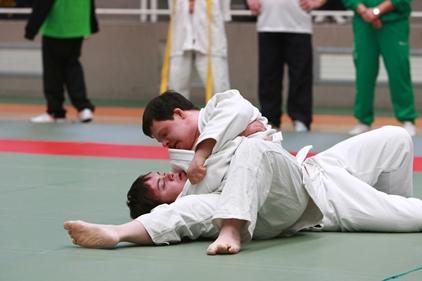 Cesate ospita il judo FISDIR