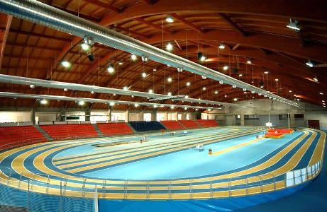 Presentazione degli indoor di atletica leggera