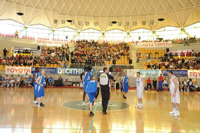 Pallacanestro, a Ferrara il Campionato italiano