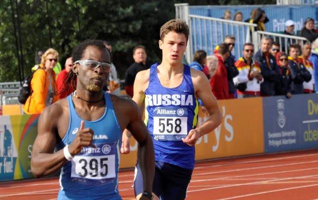 Europei IPC a Grosseto: sesto posto per Koutiki nei 400 metri T20