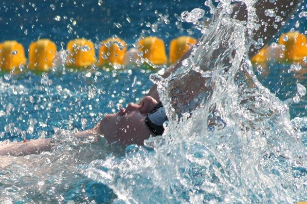 A Massarosa i campionati giovanili di nuoto
