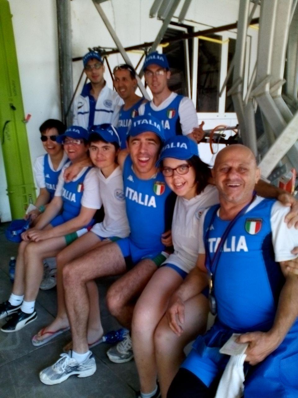 Mondiali Inas di rowing: è grande Italia