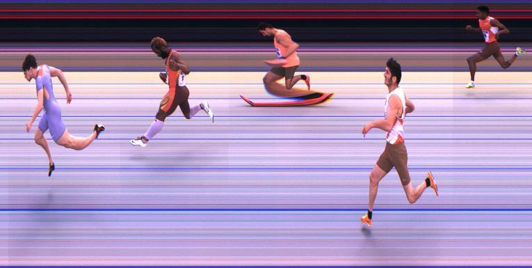 Grand Prix IPC di Grosseto: 52.06 per Koutiki sui 400 T20