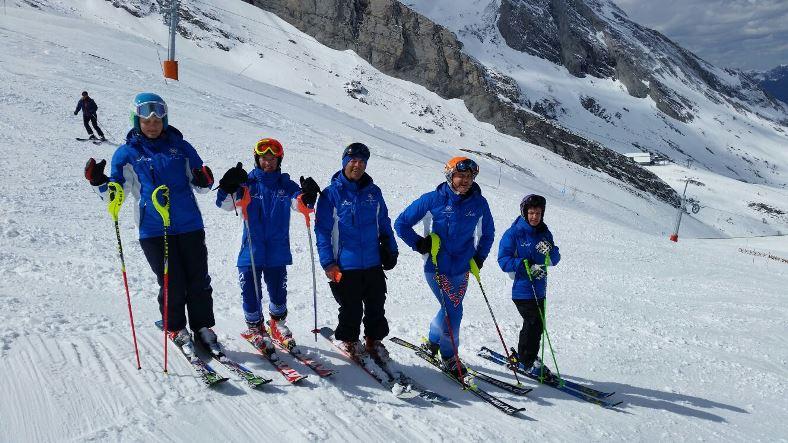 Mondiali Inas Sport Invernali :senza acuto l'esordio per gli azzurri a Gourette