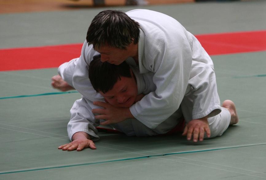 A Biella la decima edizione del campionato italiano di judo FISDIR