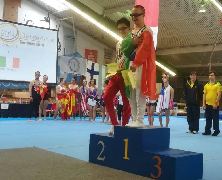 Mondiali DSIGO: Gabossi guida una grande Italia