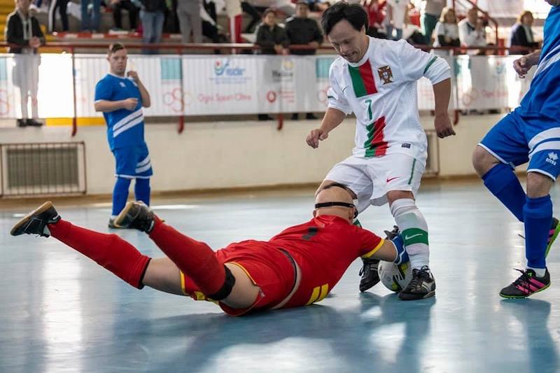 Europei FIFDS: Italia in finale