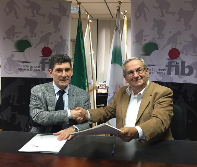 Firmato nella giornata odierna il protocollo d'intesa tra FIB e FISDIR