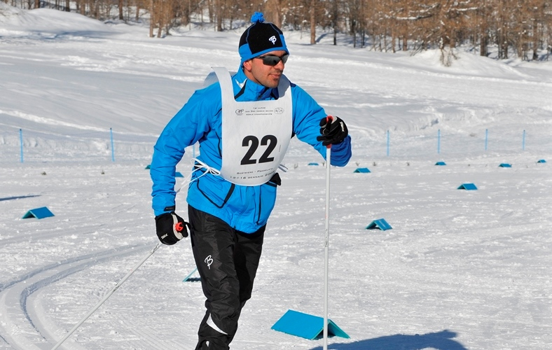 Mondiali Inas Sport Invernali: tripletta azzurra
