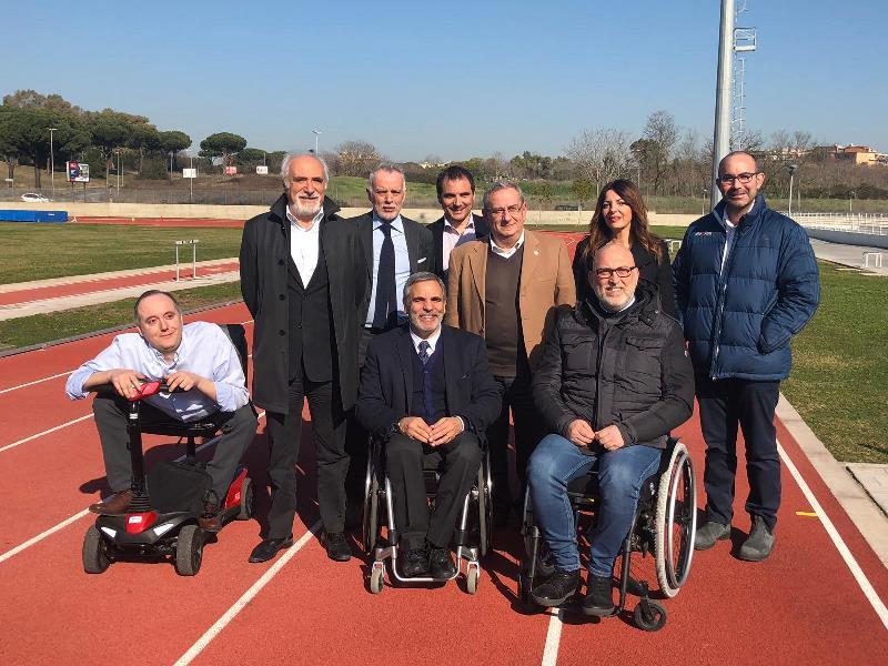 Accordo FIDAL-FISPES-FISDIR per un'Atletica sempre più inclusiva