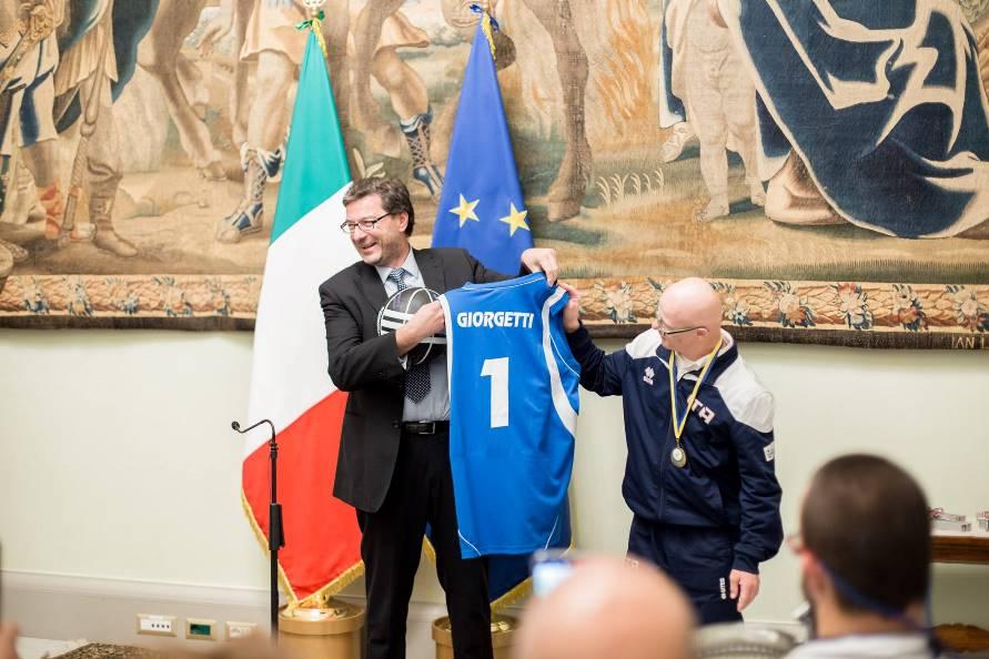 Comunicazione del Sottosegretario onorevole Giancarlo Giorgetti
