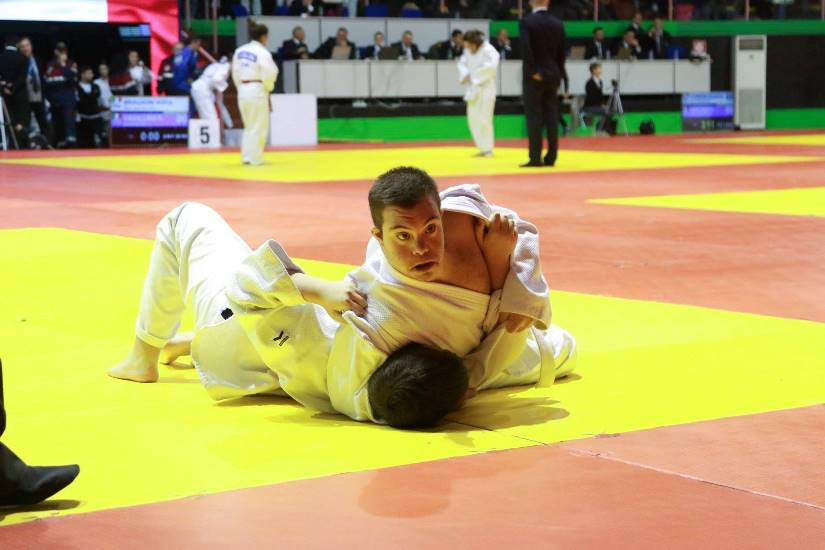 Le giornate dello sport come integrazione: a Ravenna due giorni di judo