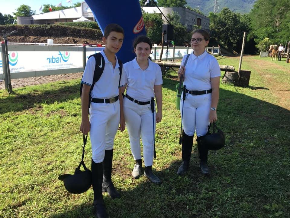 Campionato di equitazione categoria Gimkana: i risultati della manifestazione di Melfi