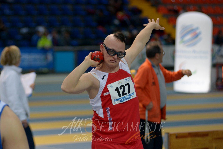 Atletica Indoor, online le liste partecipanti