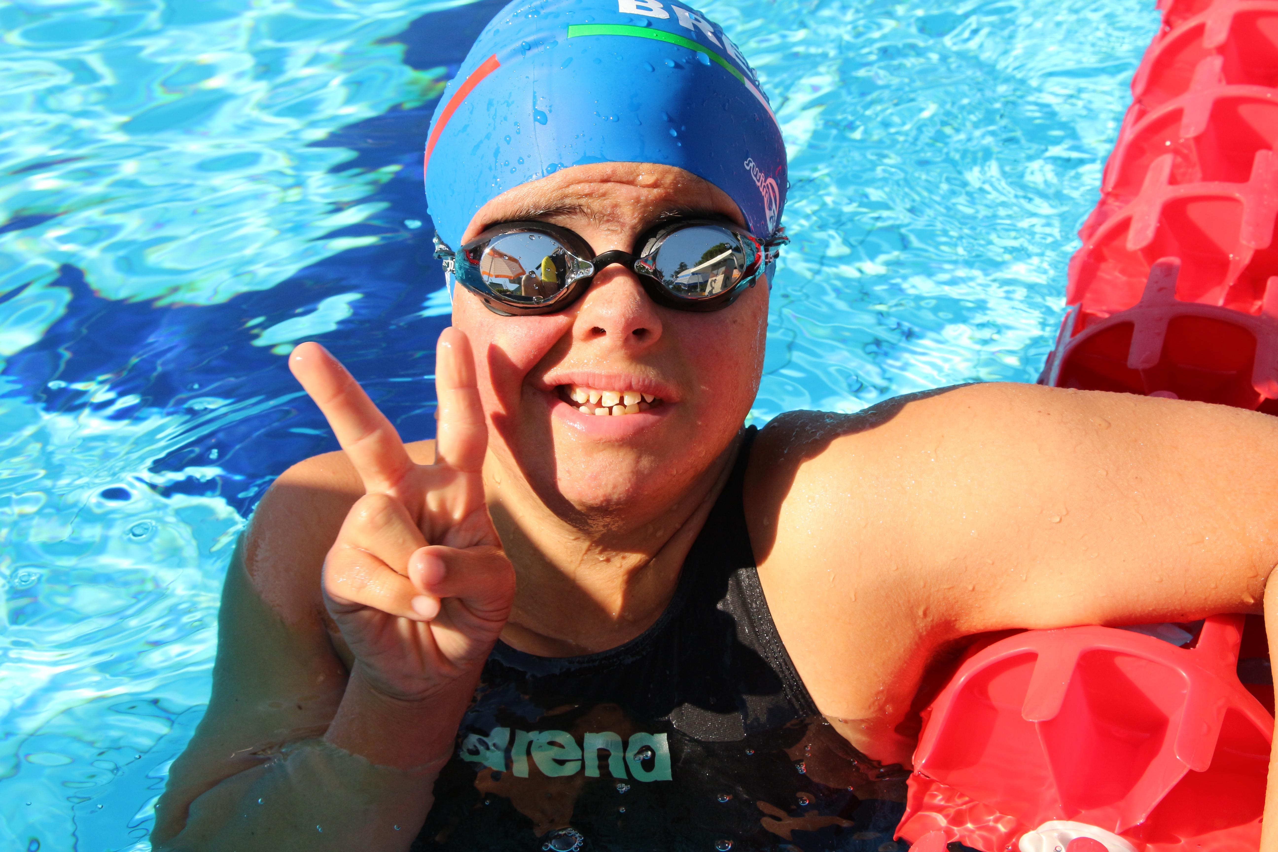 Nuoto, inoltrata richiesta di omologazione del record del mondo di Maria Bresciani