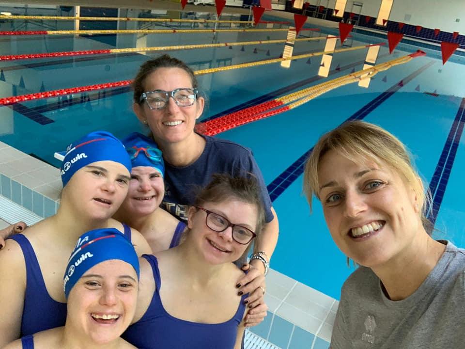Nuoto sincronizzato, la Nazionale con sindrome di Down torna a Roma