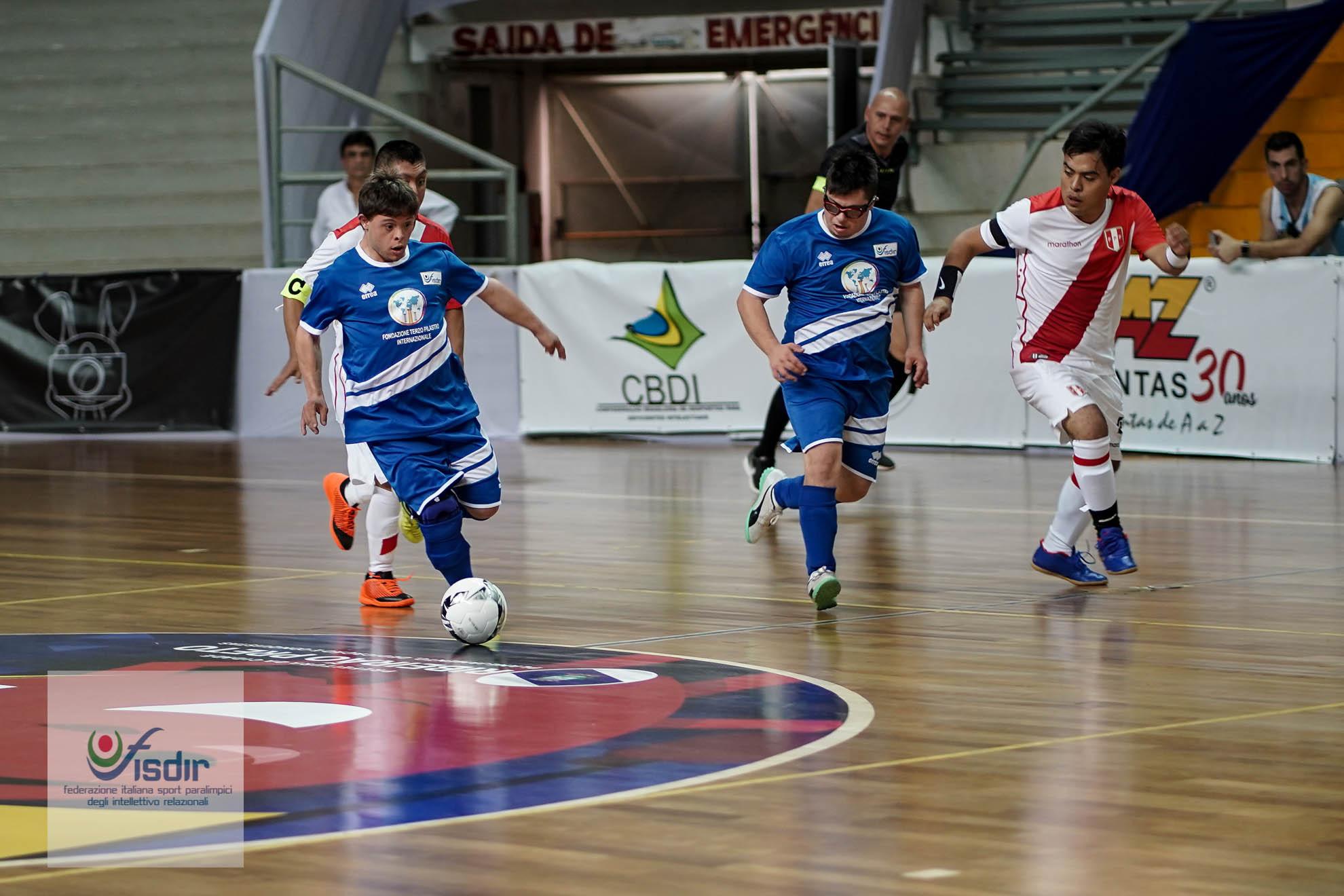 Calcio paralimpico, tavolo tecnico con la FIGC
