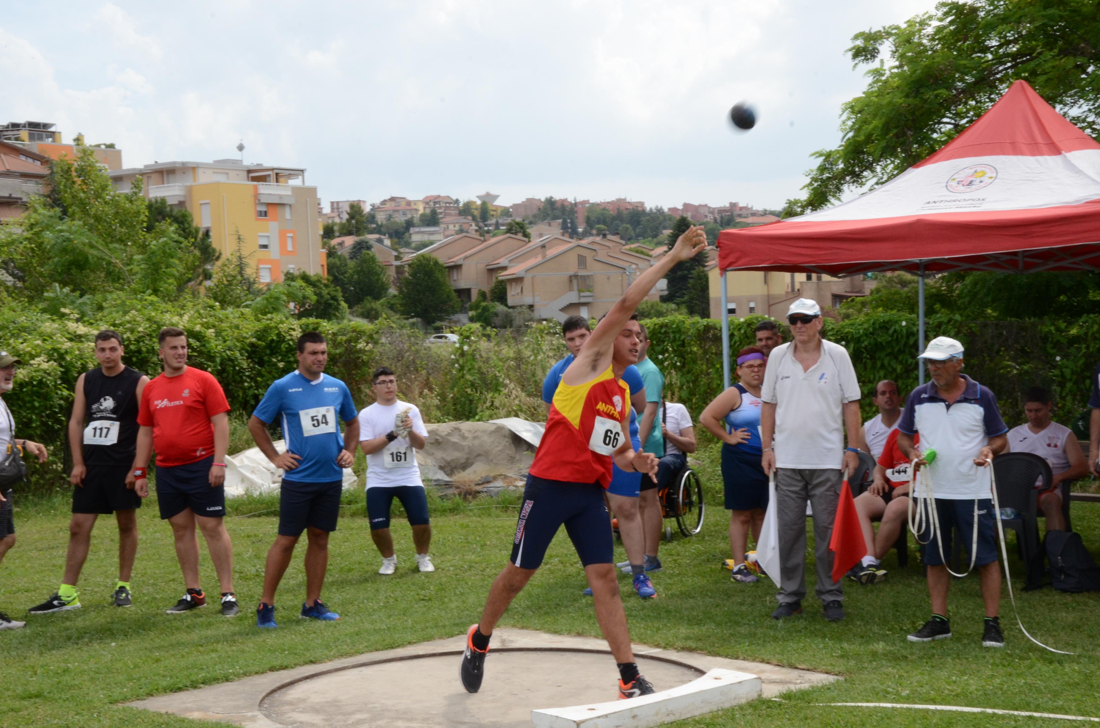 Campionato italiano assoluto di atletica leggera, gli iscritti