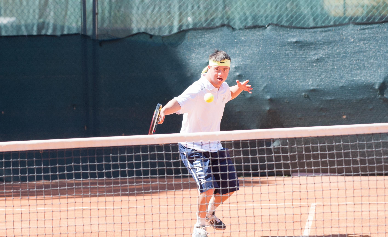 Tennis, a Castel Bolognese il raduno per gli atleti II2
