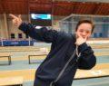 Chiara Zeni è record europeo nei 60 metri indoor