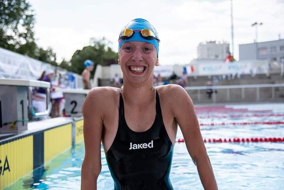 Nuoto, record italiani per Giorgia Marchi e Misha Palazzo
