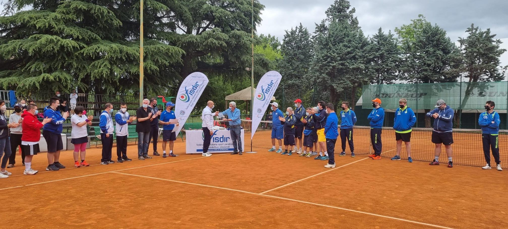Tennis, i risultati della tappa di Ozzano dell'Emilia