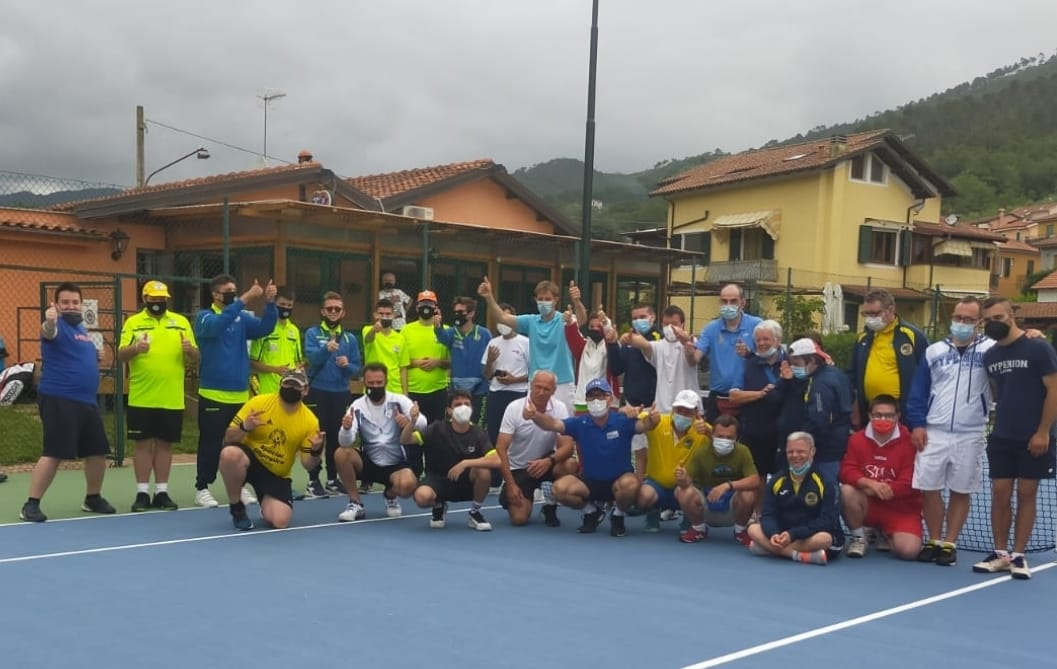Tennis, la circolare della tappa di Maglie