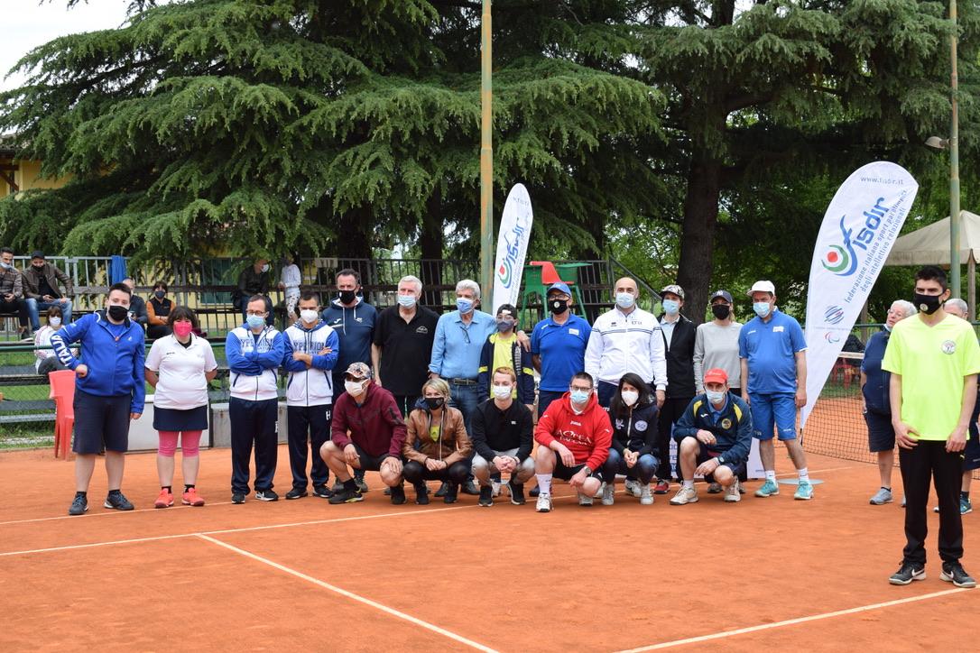 Tennis, i partecipanti alla tappa di Garlenda