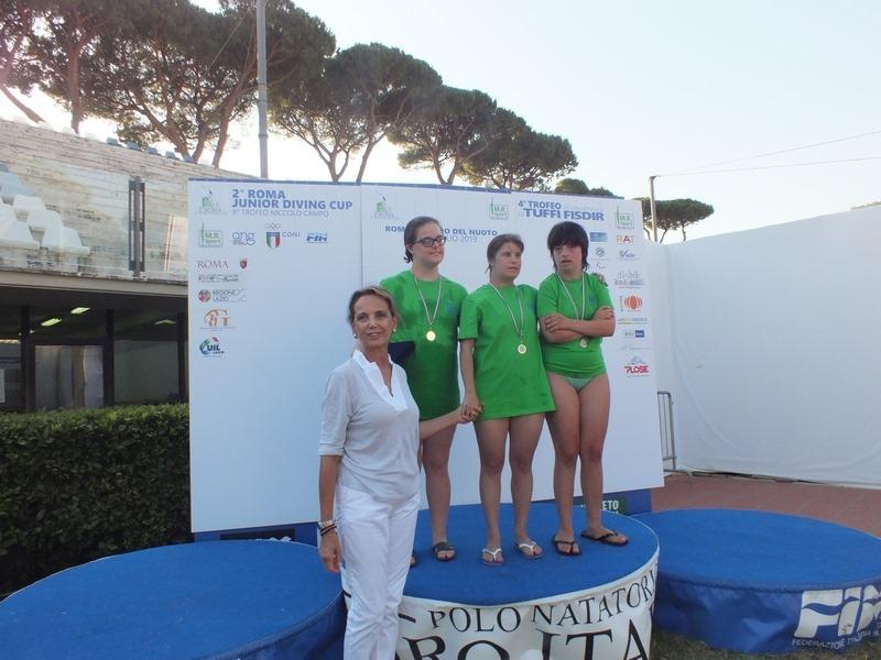Tuffi, la circolare del Campionato italiano 2021