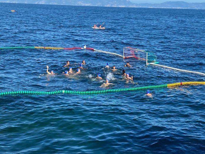Pallanuoto: Delfini Blu vincitori del Trofeo Scotti Galletta