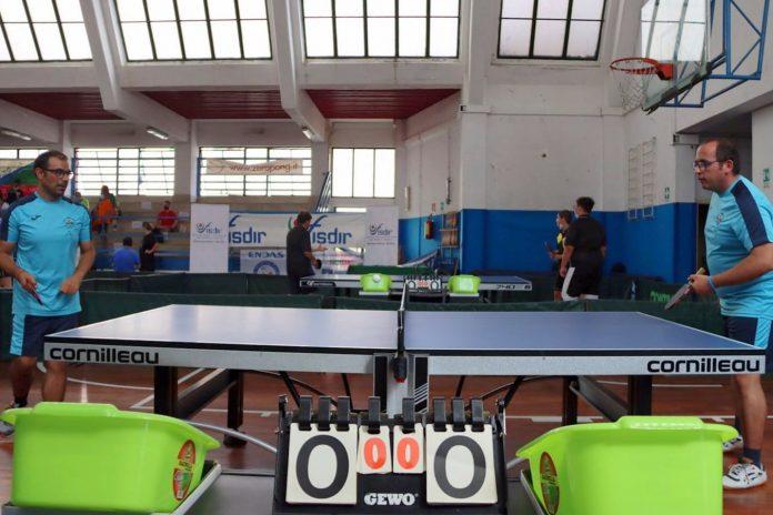 Tennistavolo: risultati e classifica 1° Campionato Regionale Individuale