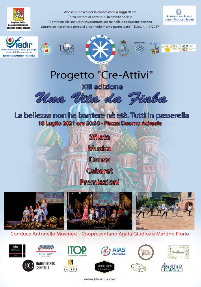 """Evento Promozionale: XIII edizione """"Una Vita da Fiaba"""""""