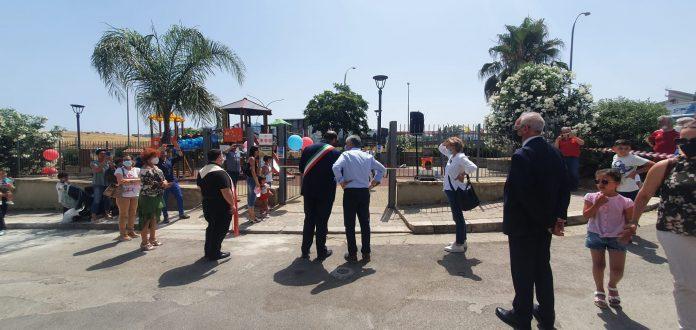 Evento Promozionale: Apertura Parco Inclusivo – Bolognetta (PA)